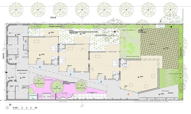 Concurso jardin sustentable chdarquitectos for Carpetas para jardin de infantes