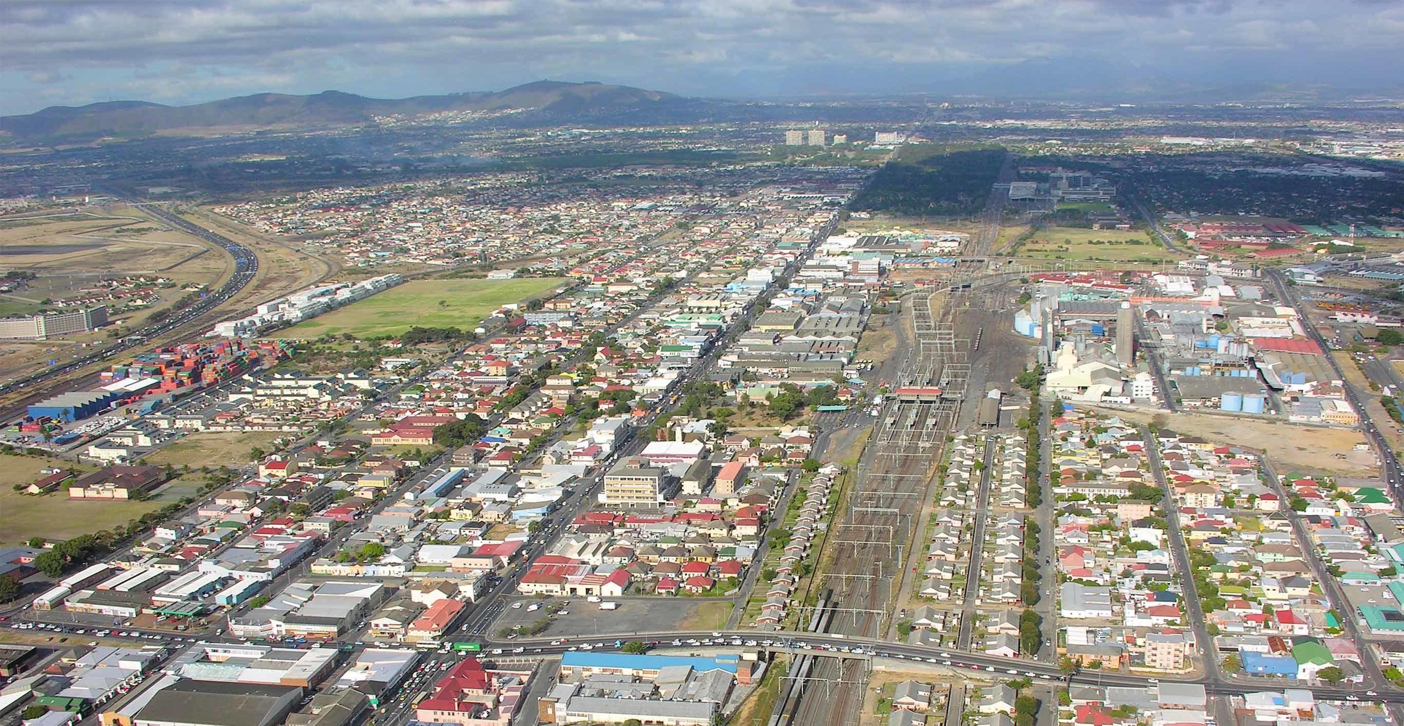 Cape town density syndicate bureau ali saad architecture urbanism